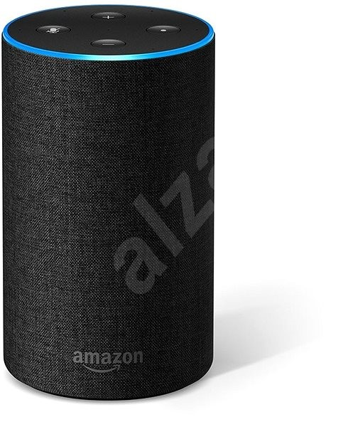 Amazon Echo 2 Generace Charcoal - Hlasový asistent