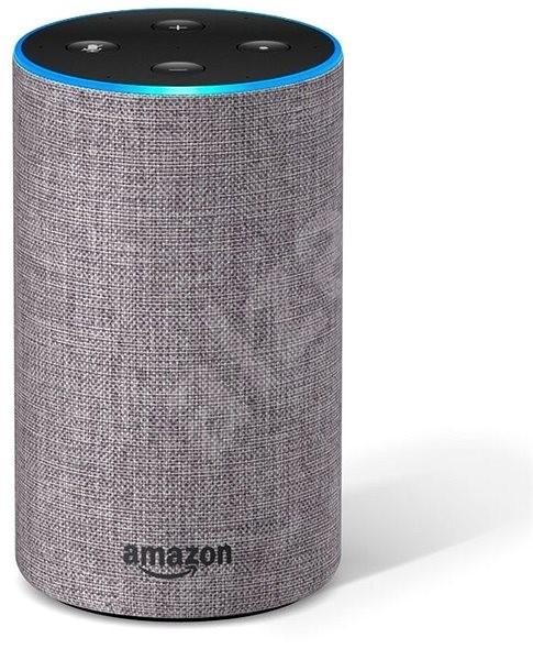 Amazon Echo 2 Generace Gray - Hlasový asistent