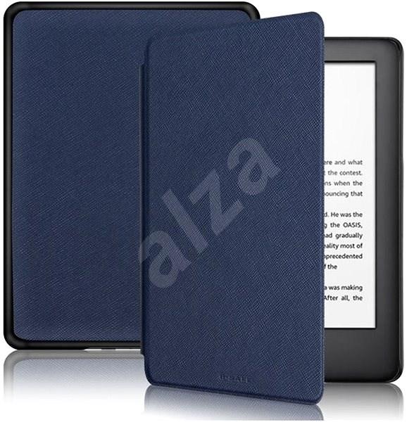 B-SAFE Lock 1285 pro Amazon Kindle 2019, tmavě modré - Pouzdro na čtečku knih