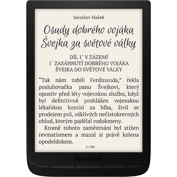 PocketBook 740 InkPad 3 černý - Elektronická čtečka knih
