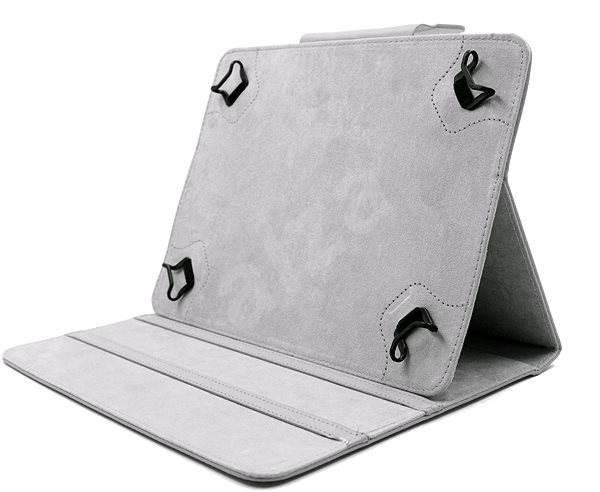 C-TECH PROTECT NUTC-02 šedé - Pouzdro na tablet