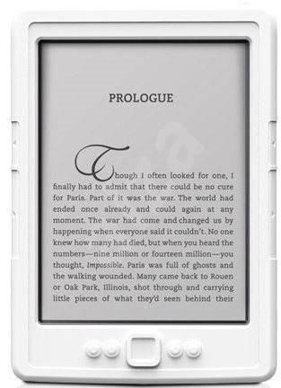 Marware SportGrip white - Pouzdro na čtečku knih