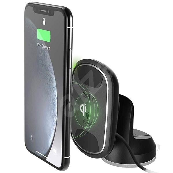 iOttie iTap Wireless 2 Fast Charging Magnetic Dashboard Mount - Držák na mobilní telefon
