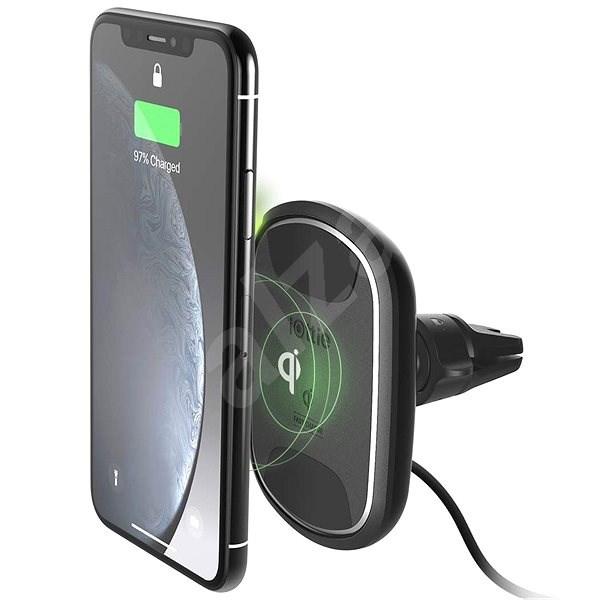 iOttie iTap Wireless 2 Fast Charging Magnetic Vent Mount - Držák na mobilní telefon