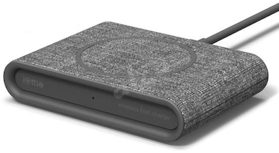 iOttie iON Wireless Pad Mini 10W Ash Grey - Bezdrátová nabíječka