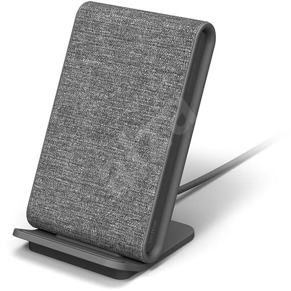 iOttie iON Wireless Stand 10W Ash Grey - Bezdrátová nabíječka
