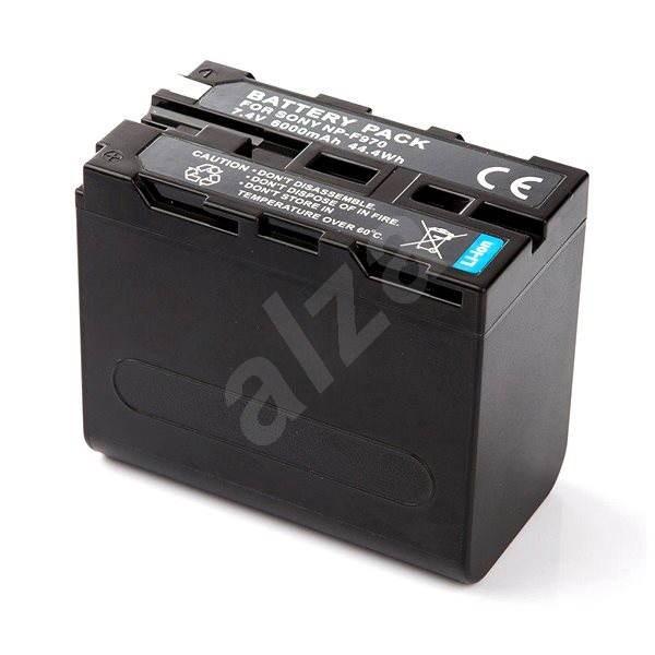 MadMan pro Sony NP-F970 - Baterie pro kameru