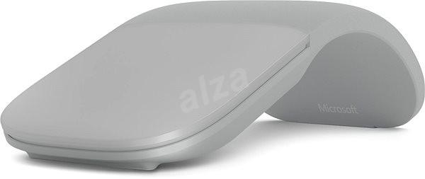 Microsoft Surface Arc Mouse, Light Grey - Myš