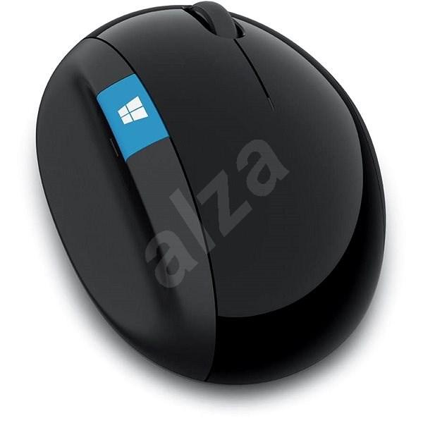 Microsoft Sculpt Ergonomic Mouse Wireless, černá - Myš