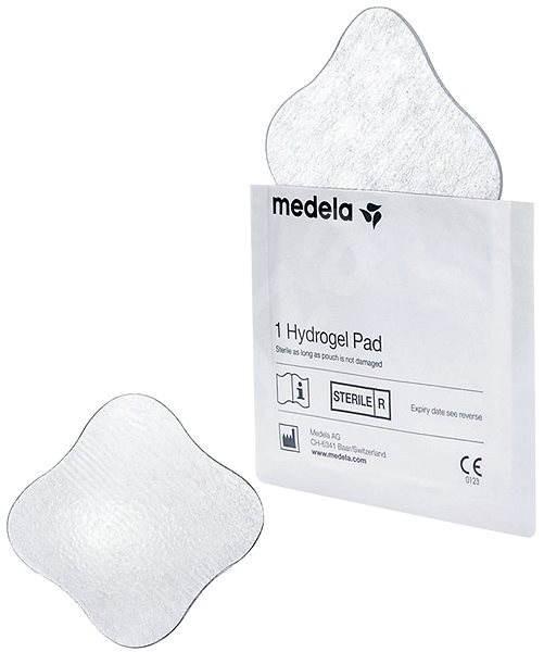 MEDELA hydrogelové polštářky 4 ks - Chrániče bradavek