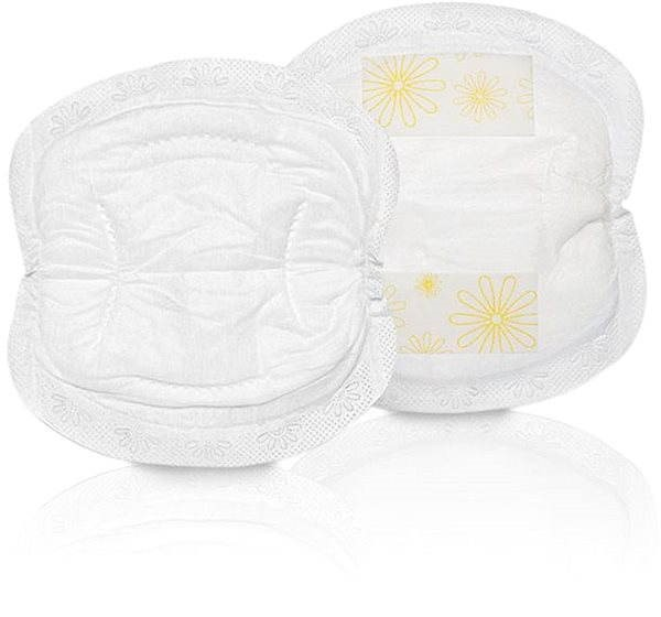 MEDELA Breast Pads Disposable - 30pcs - breast pads