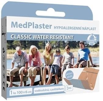 MPH-5241 MedPlaster Náplast CLASSIC water resistant 1ks 100x6cm - Náplast