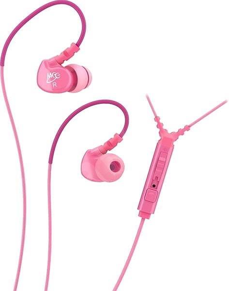 MEElectronics M6P růžová - Sluchátka