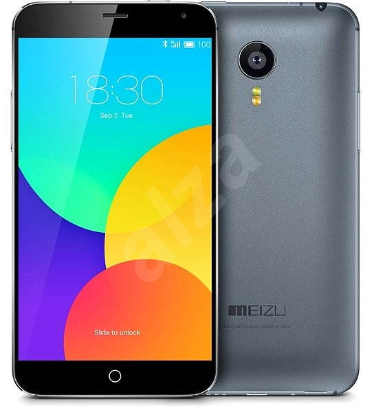 MEIZU MX4 Grey 32GB - Mobilní telefon