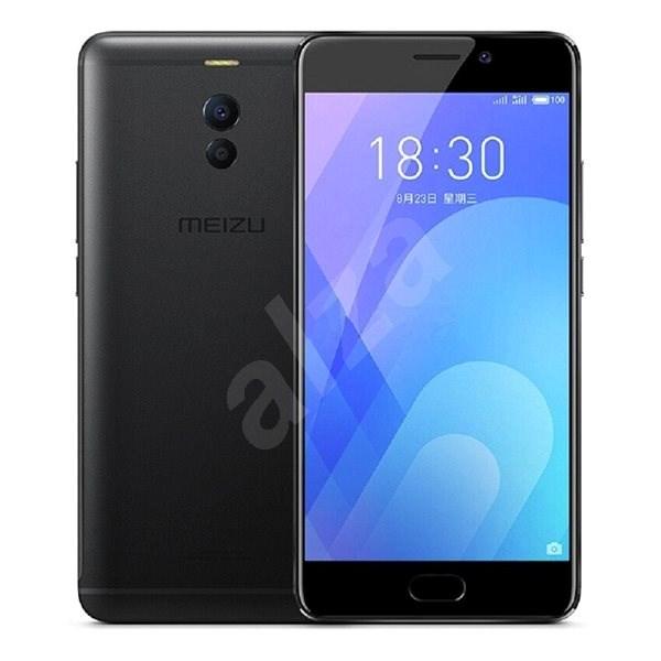 Meizu M6 Note 16GB černá - Mobilní telefon