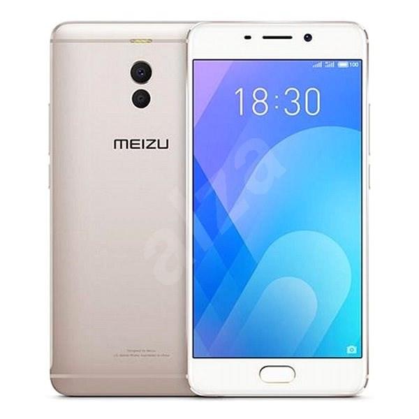 Meizu M6 Note 16GB zlatá - Mobilní telefon
