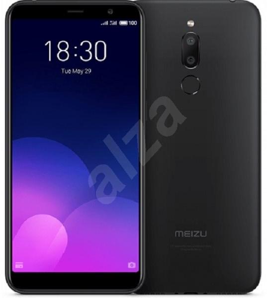 Meizu M6T 3/32GB černá - Mobilní telefon