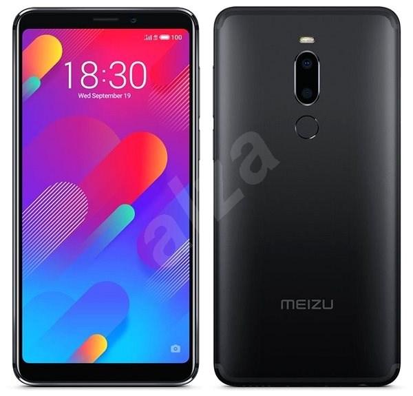 Meizu M8 černá - Mobilní telefon
