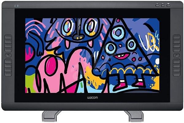 Wacom Cintiq 22HD Touch - Grafický tablet