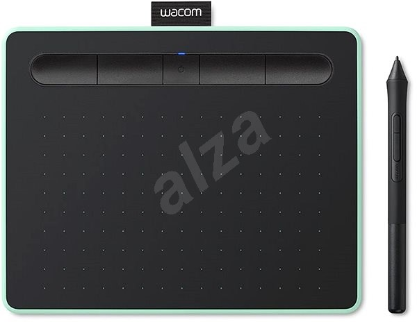 Wacom Intuos S Bluetooth Pistachio - Grafický tablet