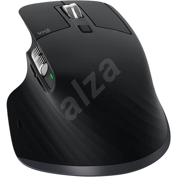 Logitech MX Master 3 Mid Black - Myš