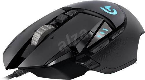 Logitech G502 Proteus Spectrum - Herní myš