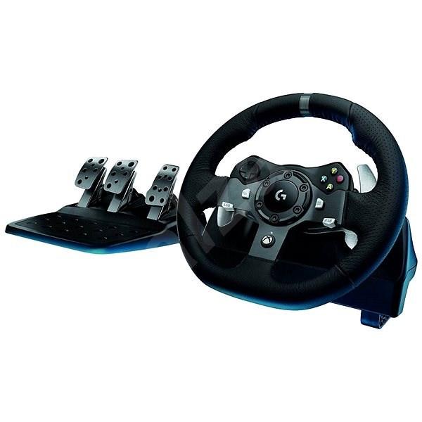 Logitech G920 Driving Force - Volant