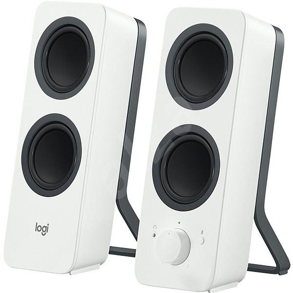Logitech Z207 bílé - Reproduktory