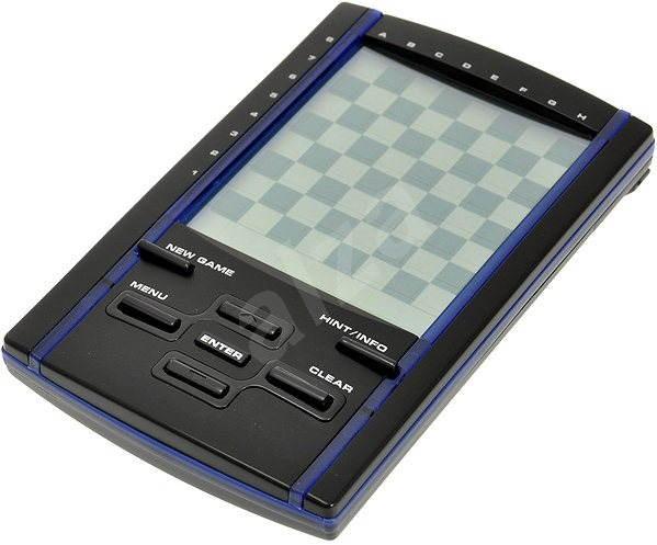 Saitek  Mephisto Micro Travel Chess černé - Šachový počítač