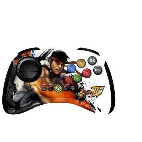 MAD CATZ Xbox 360 Licensed Street Fighter IV Gamepad - Gamepad