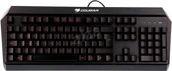 Cougar 450K UK - Herní klávesnice