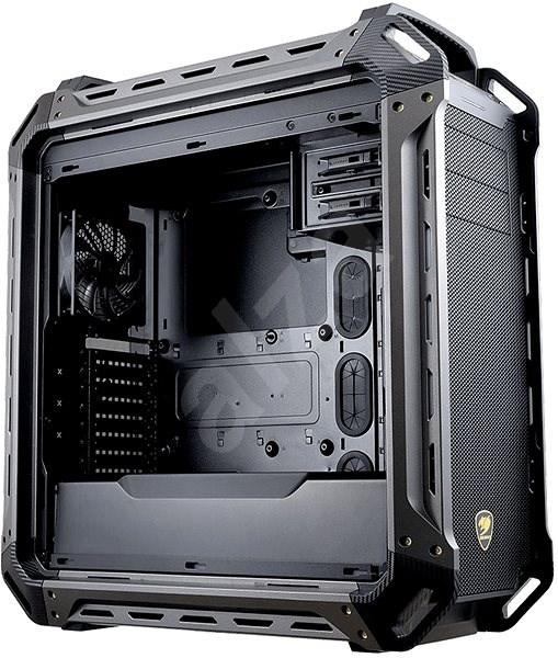 Cougar Panzer MAX - Počítačová skříň