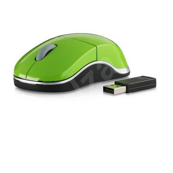 SPEED LINK Snappy Smart Wireless USB Mouse zelená - Myš