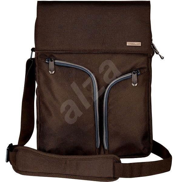 SPEED LINK Convey Vertical Tablet Bag (Brown) - Přepravní taška pro přenos PC a příslušenství