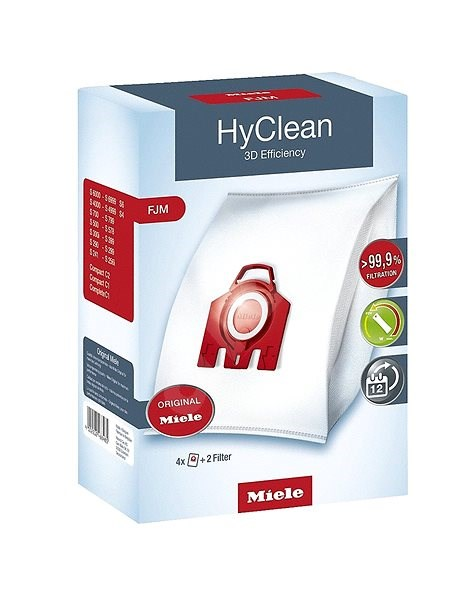 Miele FJM HyClean 3D - Sáčky do vysavače