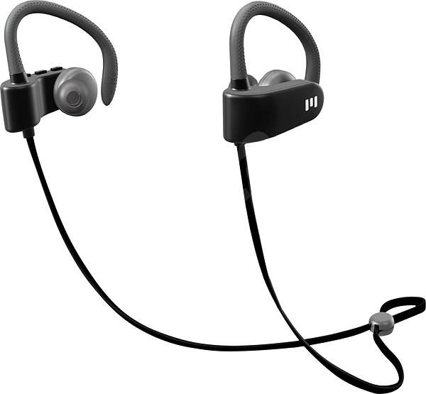 MIIEGO M1 černo-šedé - Bezdrátová sluchátka