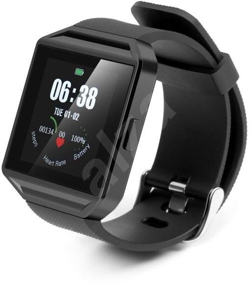 Technaxx TrendGeek Smartwatch TG-SW2HR - Chytré hodinky  ed3c782f5e
