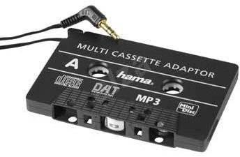Hama pro přehrávání CD/ MP3 v kazetovém přehrávači - Adaptér