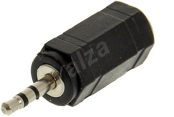OEM Audio 2.5mm JACK (F) --> 3.5mm JACK (M) - Redukce