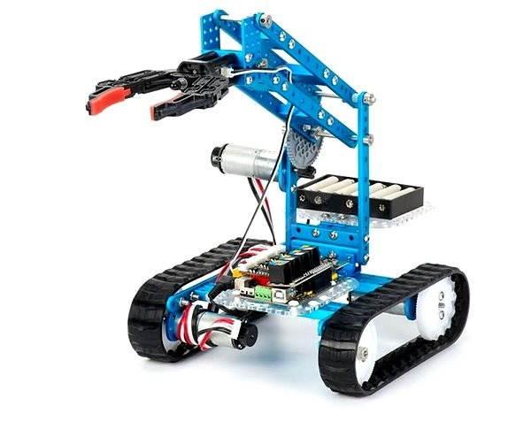 mBot - Ultimate 2.0 - 10-in-1 Robot Kit - Elektronická stavebnice