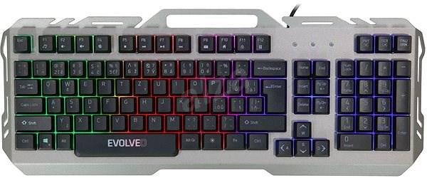 EVOLVEO GK700 - Herní klávesnice