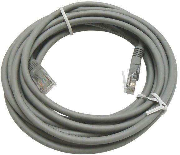 80a59d507 Datacom CAT5E UTP šedý 5m - Síťový kabel | Alza.cz