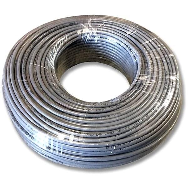 Datacom, drát, CAT5E, UTP, 100m - Síťový kabel
