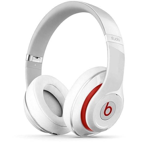 Beats Studio 2.0 by Dr. Dre bílá - Bezdrátová sluchátka