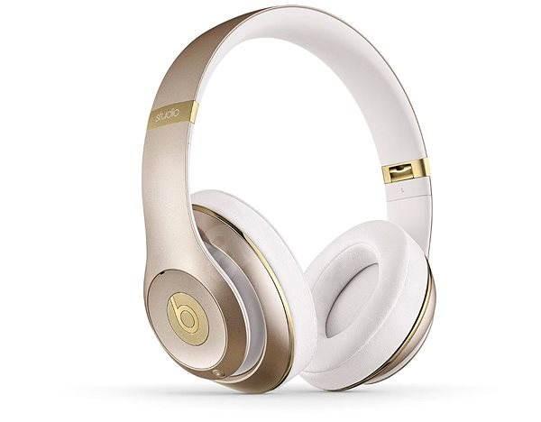 Beats Studio Wireless - Gold - Bezdrátová sluchátka