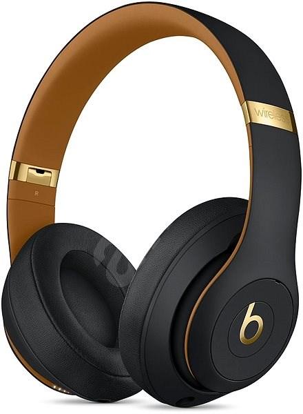 Beats Studio3 Wireless - půlnoční černá - Bezdrátová sluchátka