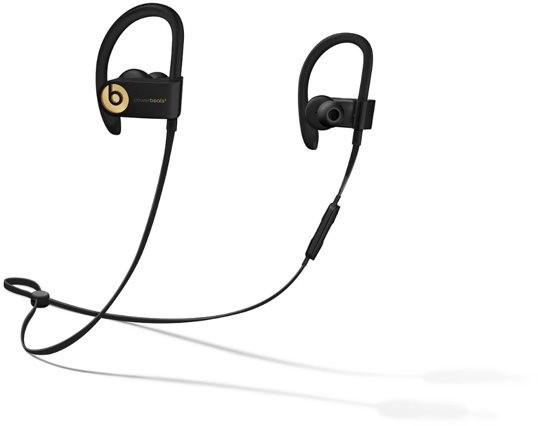 Beats PowerBeats3 Wireless - medailově zlatá - Bezdrátová sluchátka