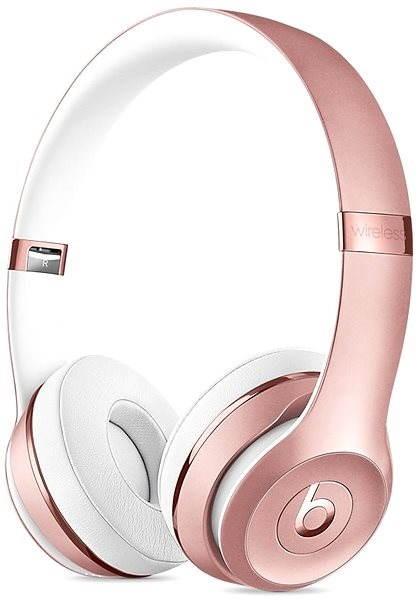 Beats Solo3 Wireless - růžově zlatá - Bezdrátová sluchátka