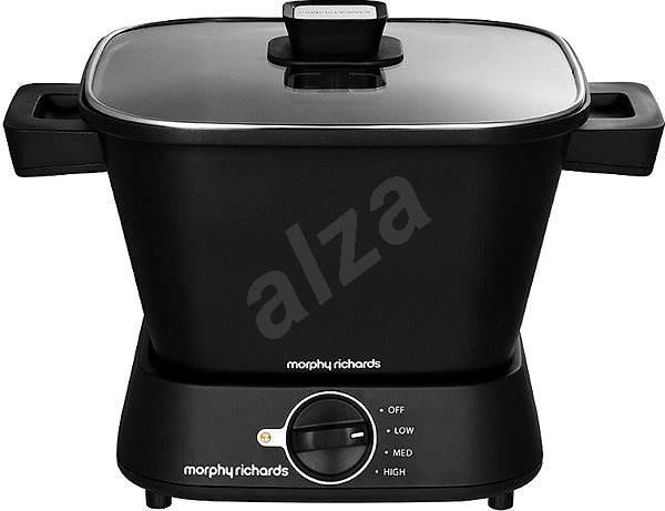 5543e9994 Morphy Richards hrnec na pomalé vaření 4.5l - Elektrický hrnec | Alza.cz