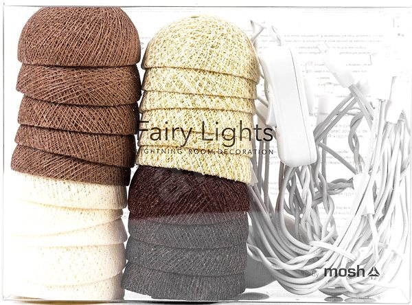 MOSH LED Fairy Lights Světýlka Vánoční Jiskra - Dekorativní osvětlení